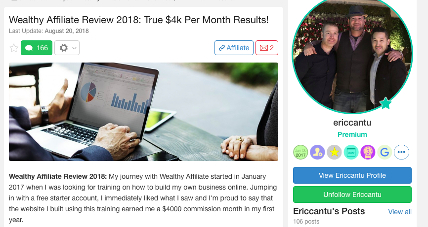 over $4k/month in a year
