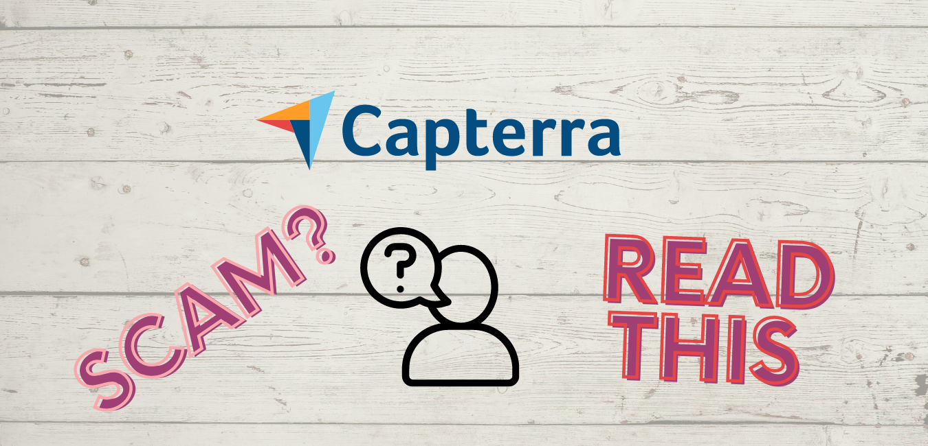 is capterra a scam?
